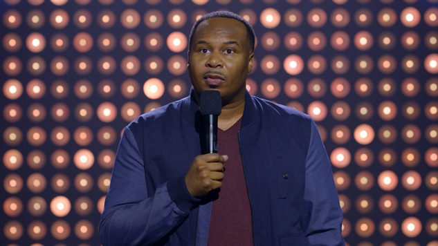 Roy Wood Jr. Takes Center Stage with His Comedy Central Stand-up Special