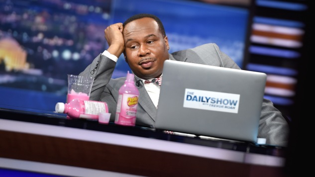 Roy Wood Jr. On <i>The Daily Show</i>, Race and the Comedy of Politics