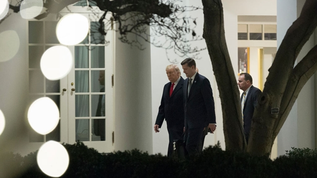 The White House Has Been Lying About the Rob Porter Domestic Abuse Scandal