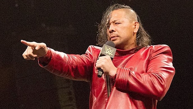The 10 Best Shinsuke Nakamura Matches