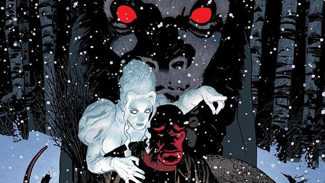 <i>Hellboy: Krampusnacht</i>, <i>Assassinistas</i>, <i>Tales of Suspense</i>  & More in Required Reading: Comics for 12/20/2017