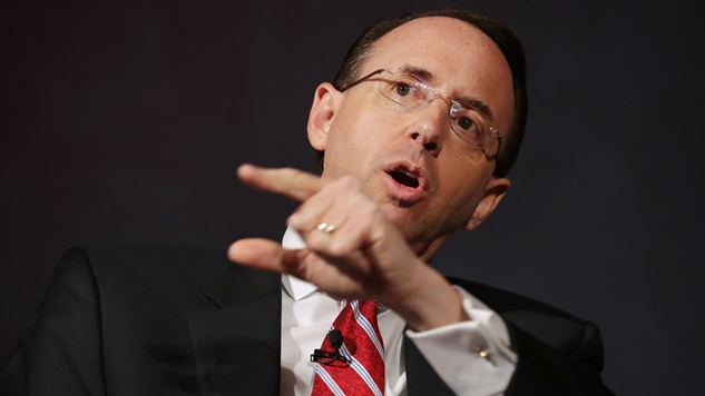 Rod Rosenstein: What We Know Amid the Confusion
