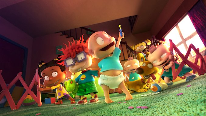 Paramount+'s <i>Rugrats</i> Reboot Feels the Same but Looks Very Different