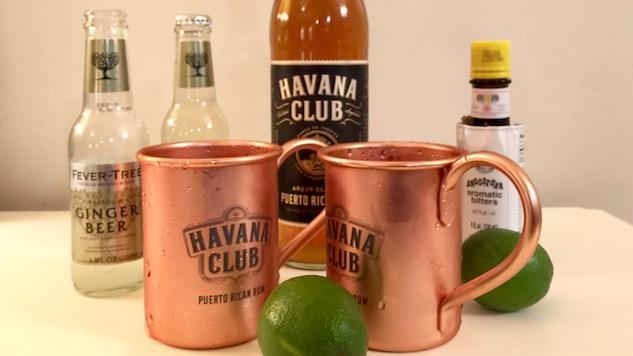 Rum is Fun: Substituting Rum in Classic Cocktails :: Drink