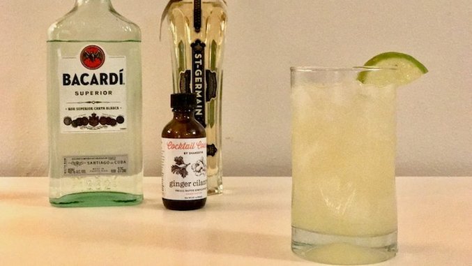 One Killer Rum Cocktail for Summer