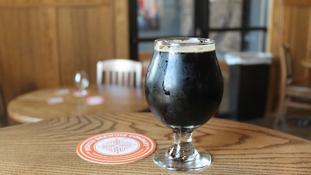 Indeed Rum King Imperial Stout Review