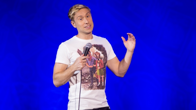 Russell Howard Brings Limitless Energy to <i>Recalibrate</i>