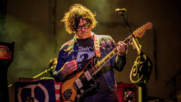 "Ryan Adams Announces ""Exile On Bourbon St."" Special Guests"