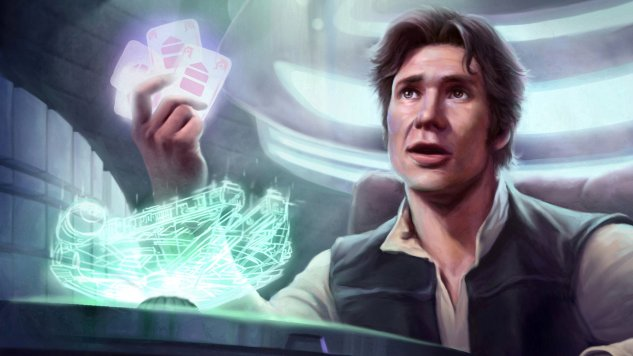 5 Tabletop Games Played in Science Fiction