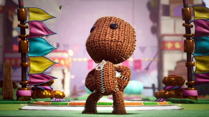 New <I>Sackboy: A Big Adventure</I> Trailer Reveals Game's Story