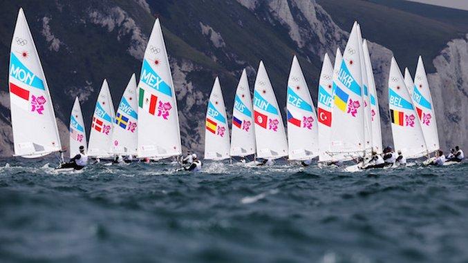 Olympics Ratings Boost: Sailing