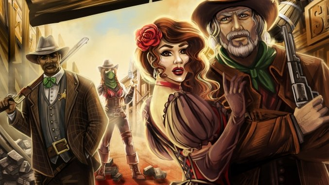 <i>Saloon Tycoon</i> Lets the Whole Family Build Their Own Old West Bar