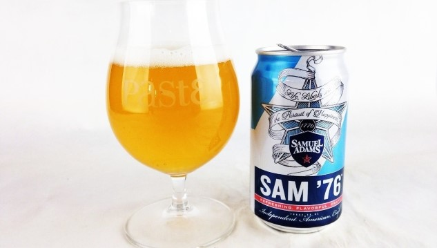 Samuel Adams Sam '76 Review