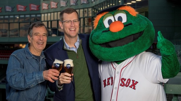 Sam Adams Is Replacing Budweiser as the Official Beer of the Boston Red Sox