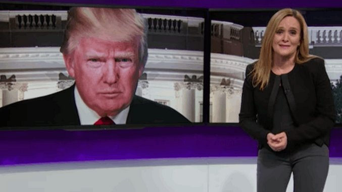 """Samantha Bee Will Roast Trump at """"Not the White House Correspondents' Dinner"""""""
