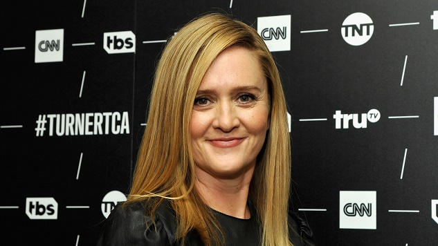 <i>Full Frontal with Samantha Bee</i> Is the Only Late Night Show I Have Time For in the Trump Era