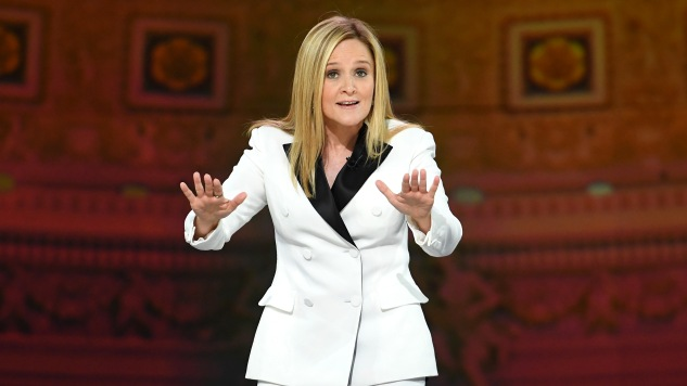 The 10 Best Jokes from Sam Bee's Not the White House Correspondents' Dinner