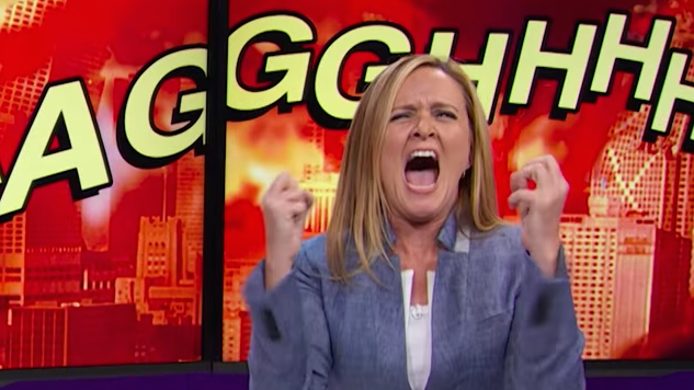A Love Letter to Samantha Bee and <i>Full Frontal</i>