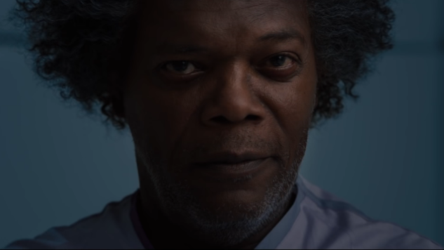 Samuel Jackson Is Creepy as Hell in the First Trailer for Shyamalan's <i>Glass</i>