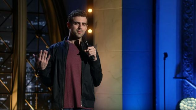 Sam Morril Needs No Introduction in <i>Positive Influence</i>