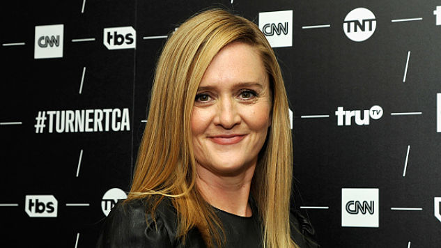 "<i>Full Frontal With Samantha Bee</i>'s ""Not the White House Correspondents' Dinner"" to Stream on Twitter Following TBS Premiere"