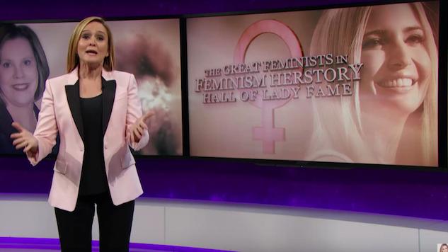 "No, You Desperate Racists, Samantha Bee's Ivanka Insult Is Not Like Roseanne's ""Ape"" Tweet"