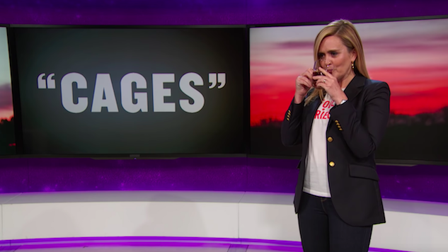 "Watch Samantha Bee Call Trump's Attempt at a Family Separation Fix ""the Next Worst Thing"""