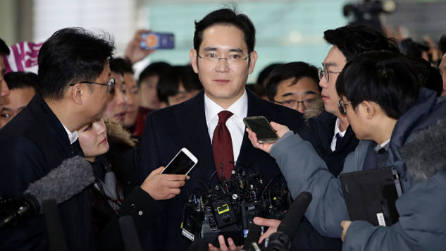 How Samsung Got Wrapped Up in an Elaborate South Korean Political Scandal