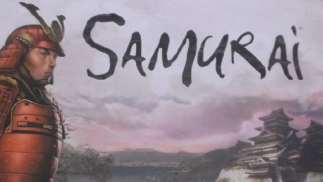<i>Samurai</i> Boardgame Review