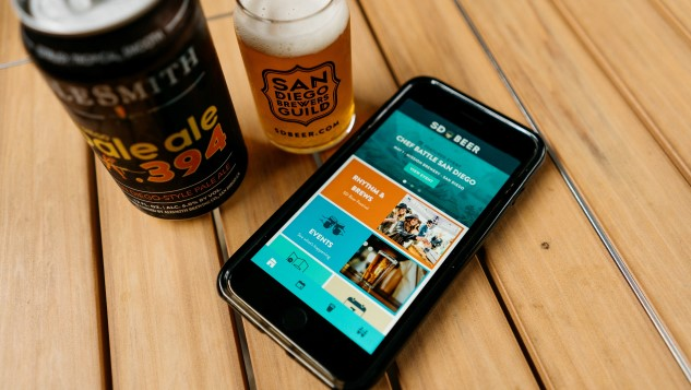 San diego craft breweries now have their own app for Craft beer guild san diego
