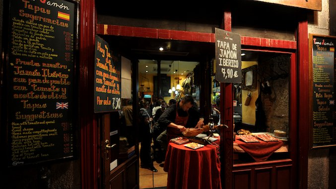 Take Five: Tapas in Barcelona