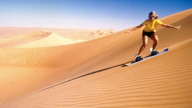 <i>de</i>Generation X: Riding Giant Sand Dunes at a Desert Oasis