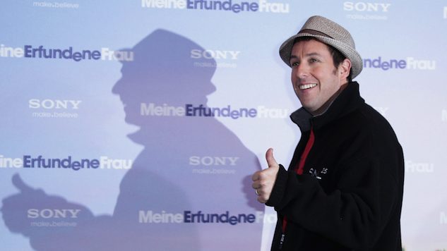 Netflix to Release Four More Adam Sandler Movies Because They Hate Us