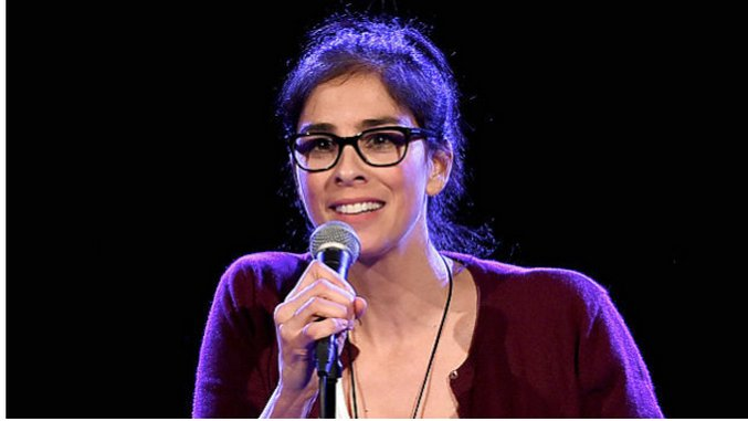 """Sarah Silverman """"Insanely Lucky to be Alive"""" After Week-Long Hospitalization"""