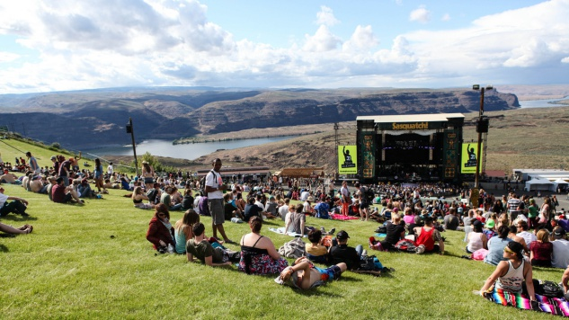 Sasquatch! Music Festival Won't Be Returning in 2019