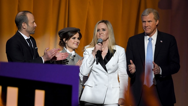 Samantha Bee Speaks Truth to the Supposed Truth Tellers at <i>Not the White House Correspondents&#8217; Dinner</i>
