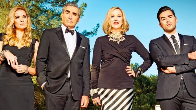 5 Reasons to Watch <i>Schitt's Creek</i>