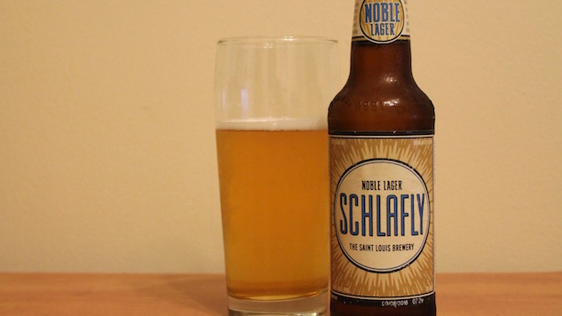 Schlafly Noble Lager Review