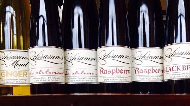 Schramm's Might Be The Best Mead In The Country
