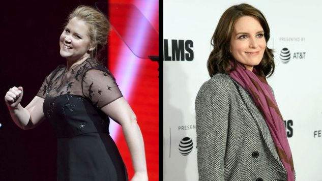 Tina Fey and Amy Schumer Will Host This Season's Last Two <i>SNL</i> Episodes