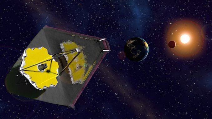 World's Largest Space Telescope Moves Closer to Launch