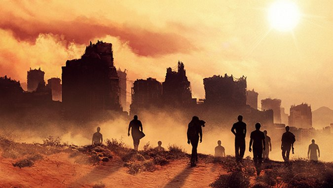 <i>Maze Runner: The Scorch Trials</i>