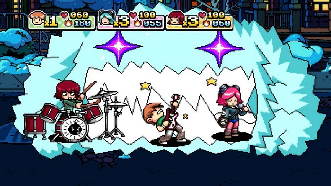 The <i>Scott Pilgrim vs. The World: The Game</i> Re-Release is Coming On Jan. 14.