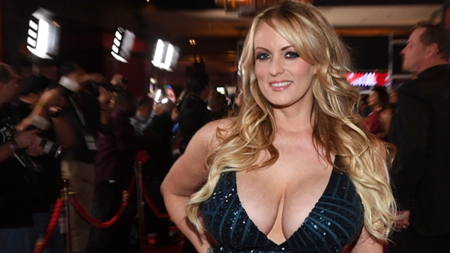 Ex-Porn Star Stormy Daniels Sues President Trump, Says He Never Signed Hush Agreement