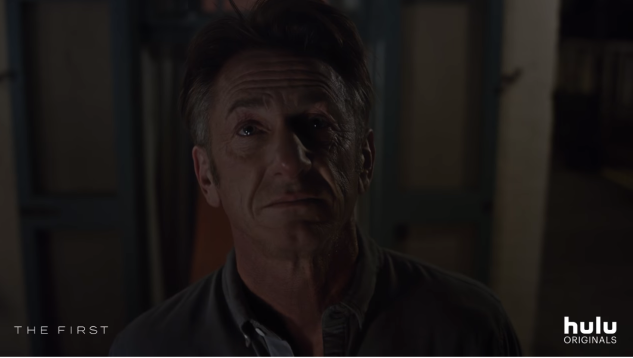 Sean Penn Stars in the Spacefaring Sci-Fi Teaser for Hulu's <i>The First</i>