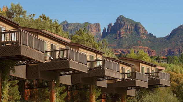 Hotel Intel: L'Auberge de Sedona, Arizona