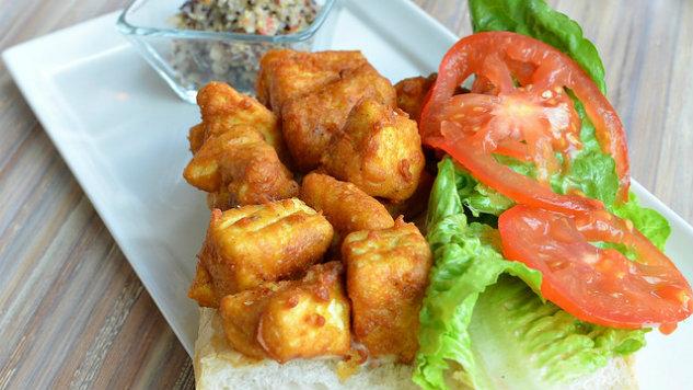 Vegetarian Restaurants New Orleans