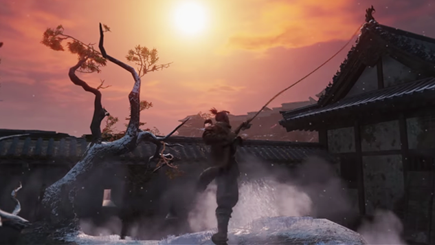 <i>Sekiro: Shadows Die Twice</i> Fans Made Their Own Easy Mode