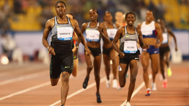 Caster Semenya is Objectively One of the World's Best Female Runners. Not Everyone Agrees.
