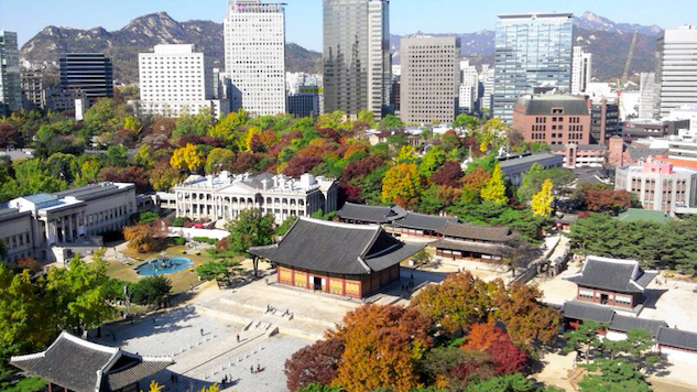 Tour Guide: Seoul, South Korea